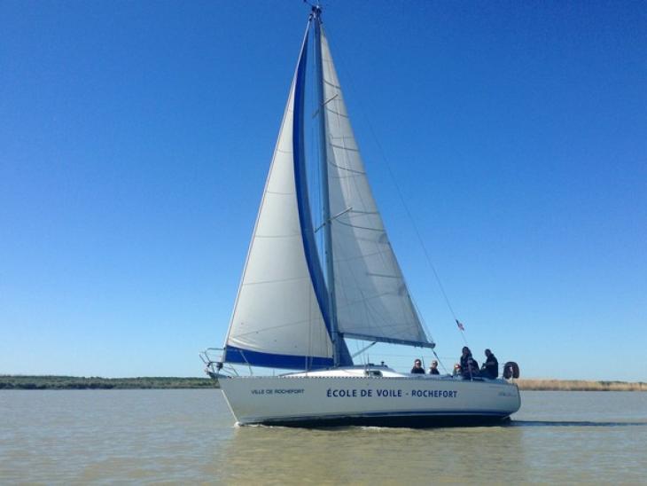 Balade gourmande en voilier vers l 39 le madame ville de - Horaire piscine rochefort ...