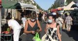 Marché masque obligatoire